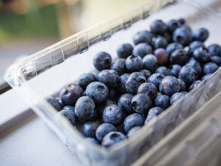 8 Surprising Blueberry Benefits For Your Skin