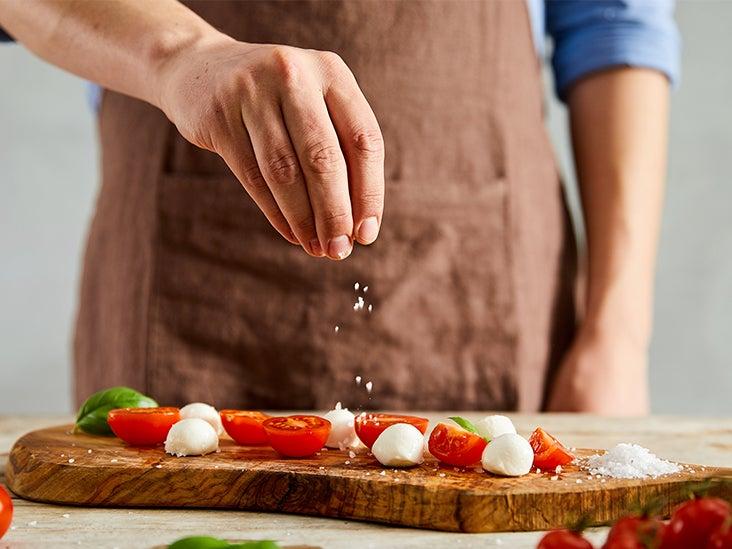 health detriment of salt rich diet
