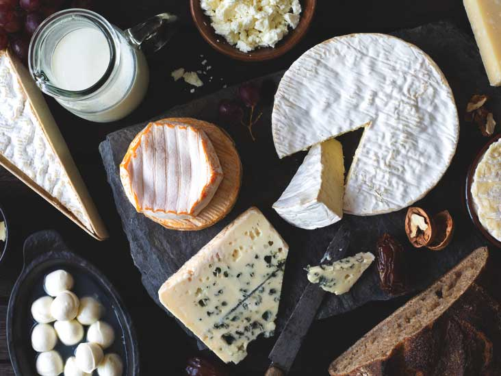 is cheese ok to eat on a diet?