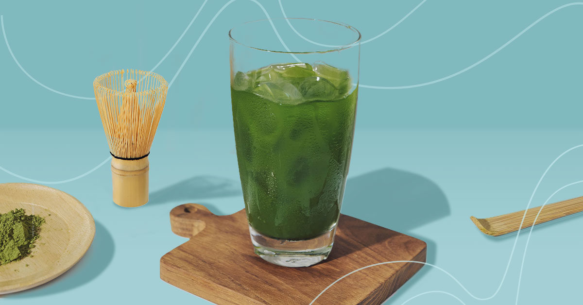 Drink A Cup of Matcha Tea Every Morning To Boost Energy and Focus
