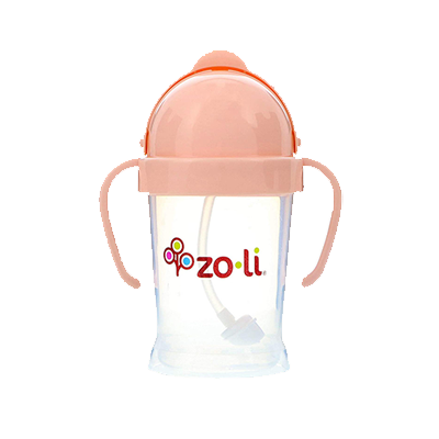 ceng-AIO Baby Feeding Straw Bottle Toddler Learning Drinking Silicone Sippy Cup Drinkware