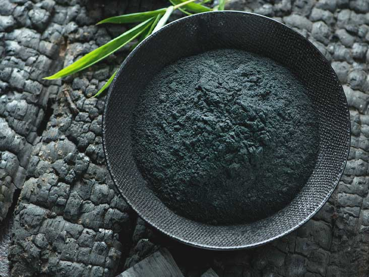 Testing Activated Charcoal for Skin, Teeth, and Hangovers