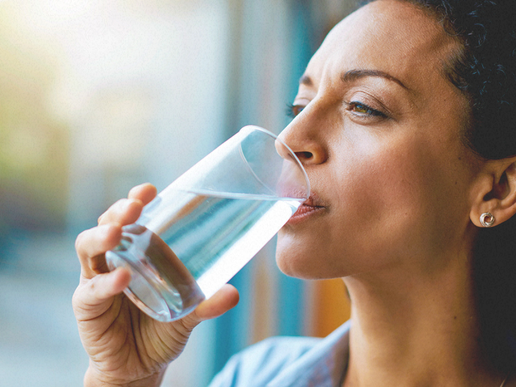 How Long Can You Live Without Water Effects Of Dehydration