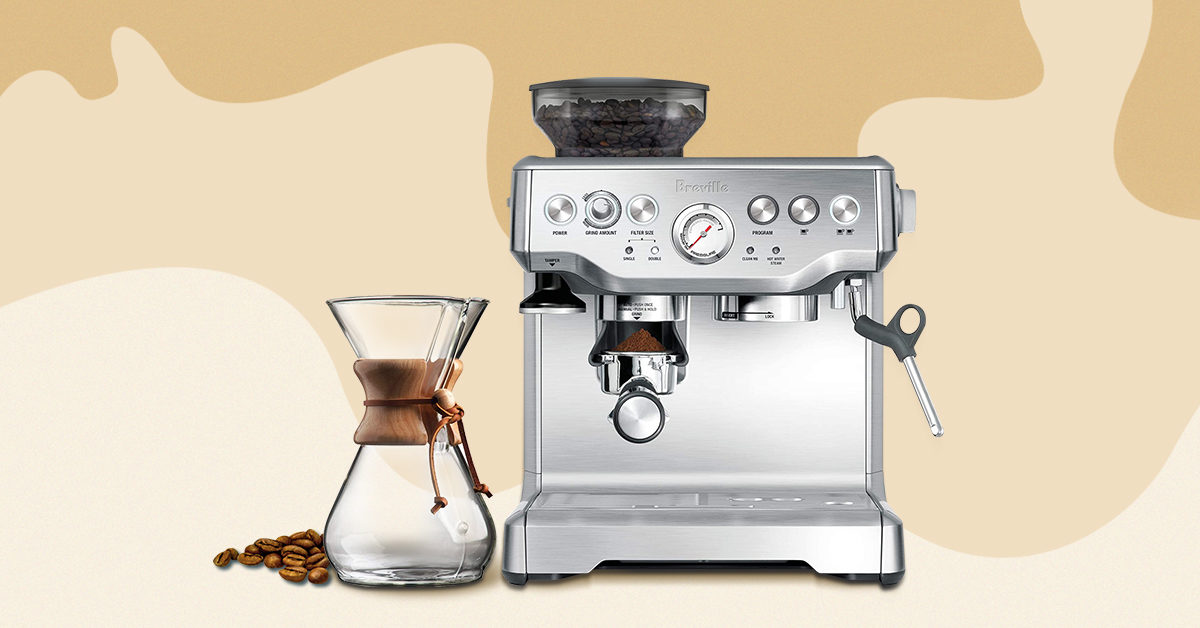 The 22 Best Coffee Makers for Every Purpose