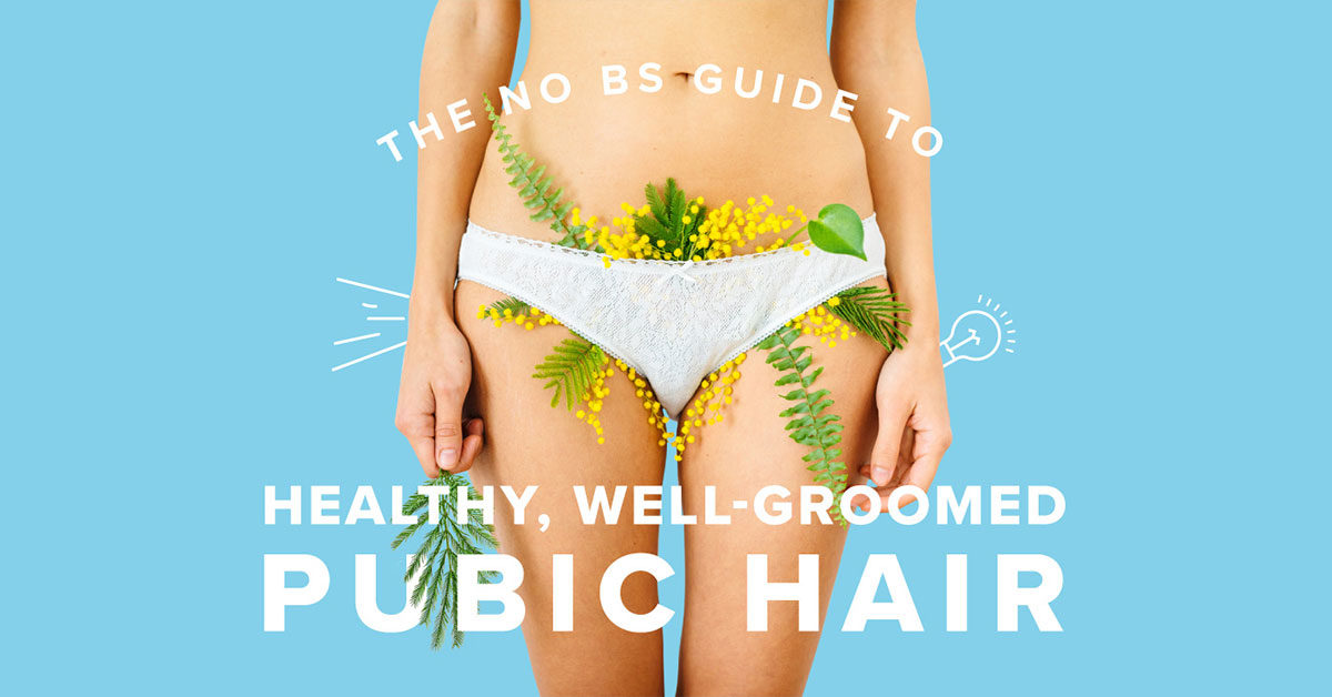 Your shave ways pubes to 10 Natural