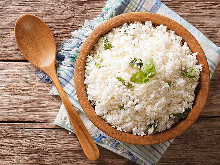 is white rice really bad diet