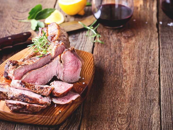 is a meat diet linked to prostate cancer