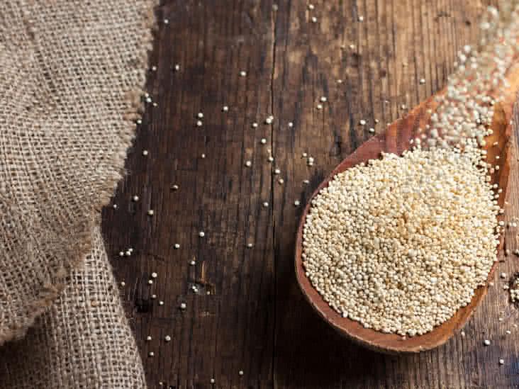 diarree van quinoa