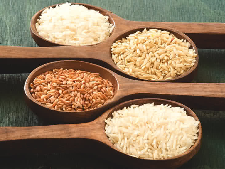 Brown Rice Vs White Rice Nutrient Comparison