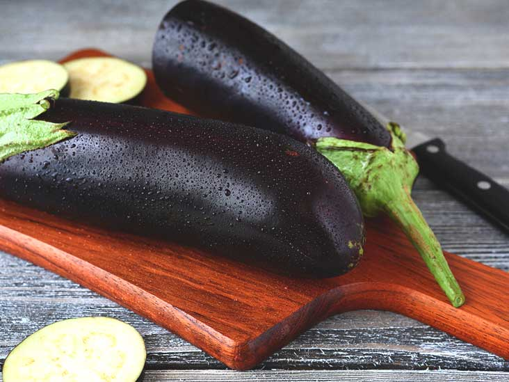 Eggplant Allergy: Symptoms, Foods to Avoid, and More