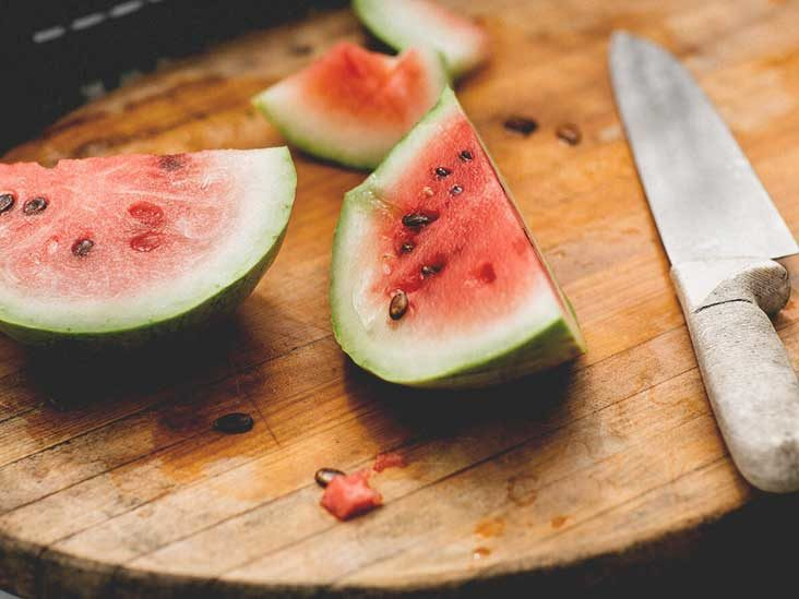 Eat watermelon for sex drive
