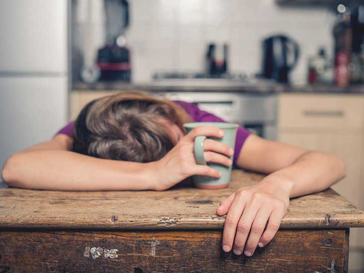 Why Am I So Tired? Causes, When to See a Doctor, and More