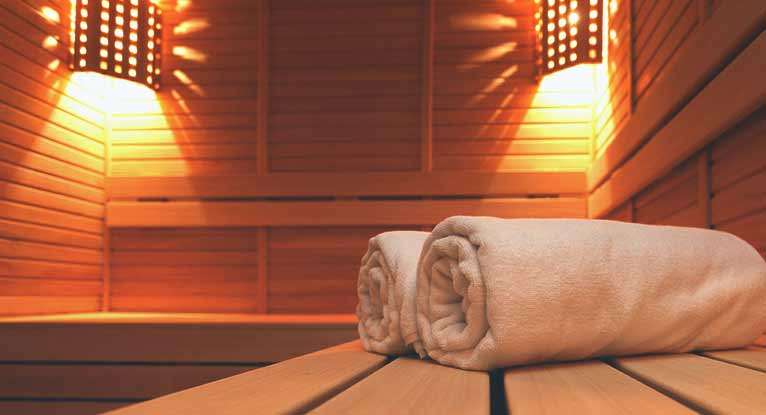 Image result for sauna people