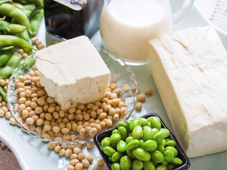 what is wrong with a soy based diet