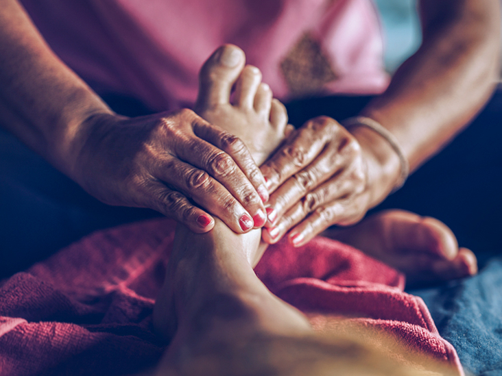 How Massaging Acupressure Points Can Treat ED ...