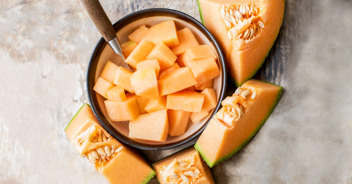 Cantaloupe Baby Food – 2:48 tundra restaurant supply recommended for you.