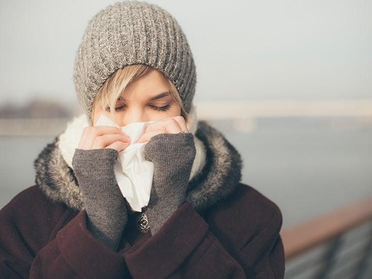 Common Cold Risk Factors