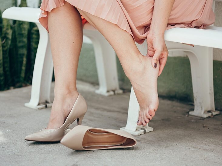 Heel Fissures: Symptoms, Prevention, Treatment & More