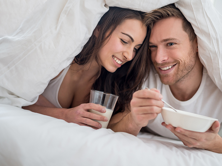 having sex more than once a day