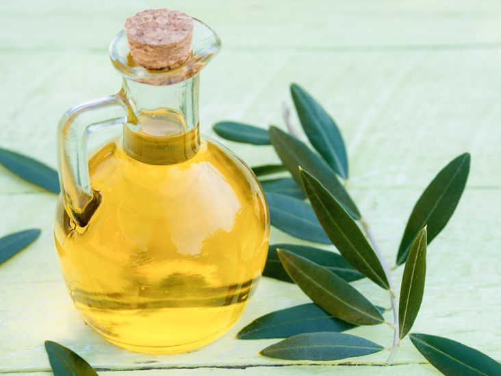 Olive Oil Anal Lube