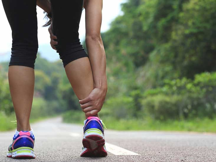 Leg Muscles: Thigh and Calf Muscles, and Causes of Pain