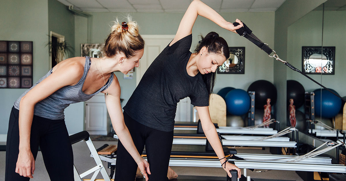 Pilates For Weight Loss Does It Work