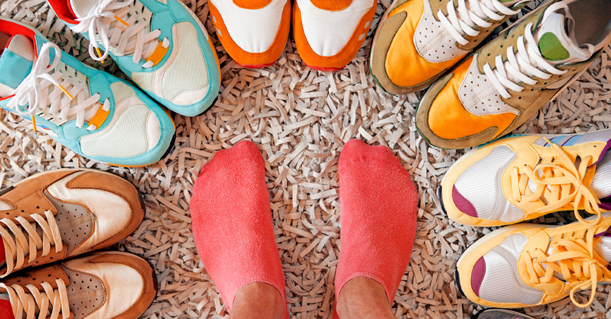 How A Running Shoe Should Fit Finding The Right Size Type For You