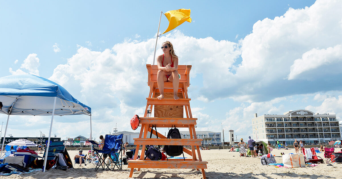 Beach Safety Tips: In and Out of the Water