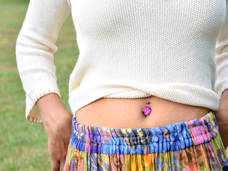 Belly Button Piercing: Your Piercer, Aftercare, Infection, and More