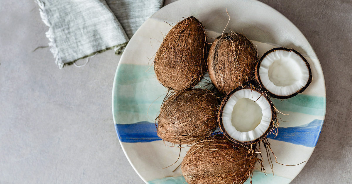 5 Health and Nutrition Benefits of Coconut