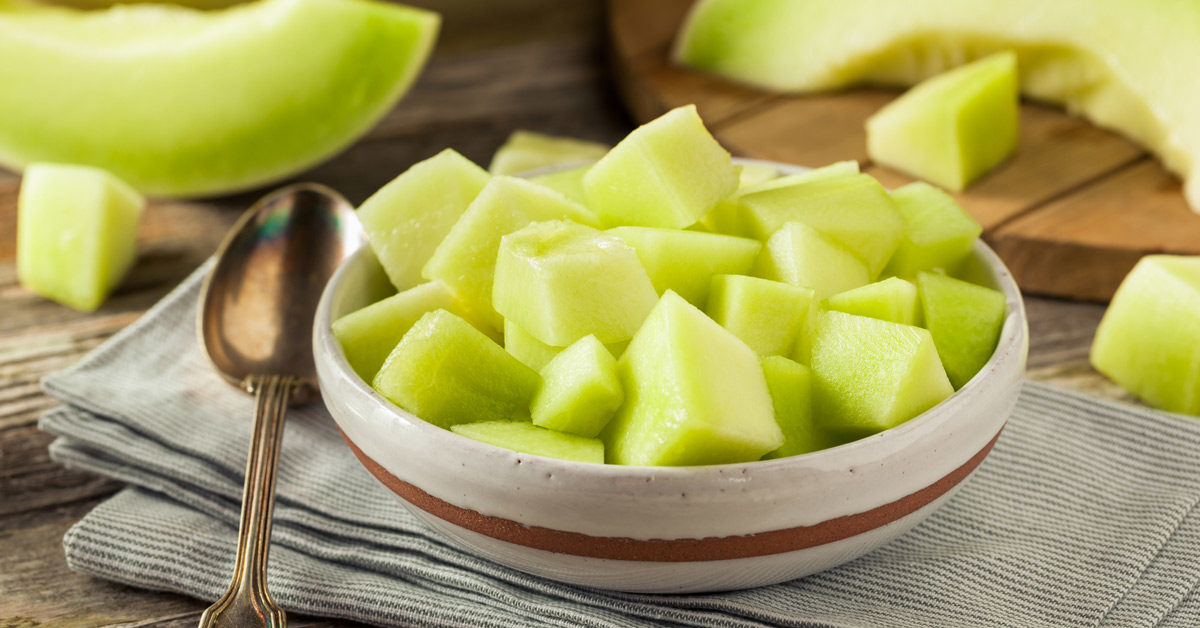 10 Surprising Benefits Of Honeydew Melon By eating cantaloupe every day for weight loss. 10 surprising benefits of honeydew melon