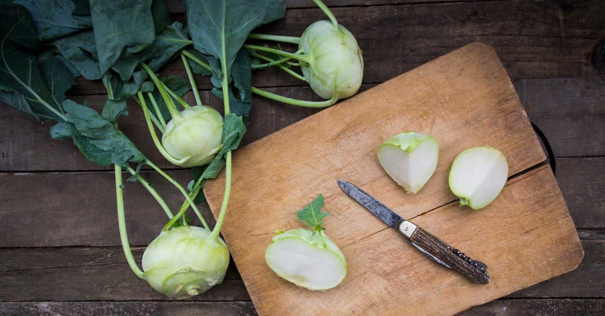 What Is Kohlrabi Nutrition Benefits And Uses