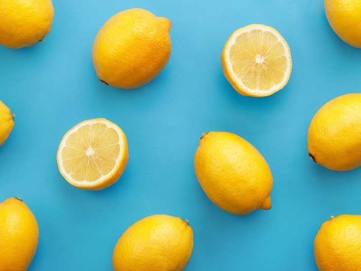 Lemons 101: Nutrition Facts and Health Benefits