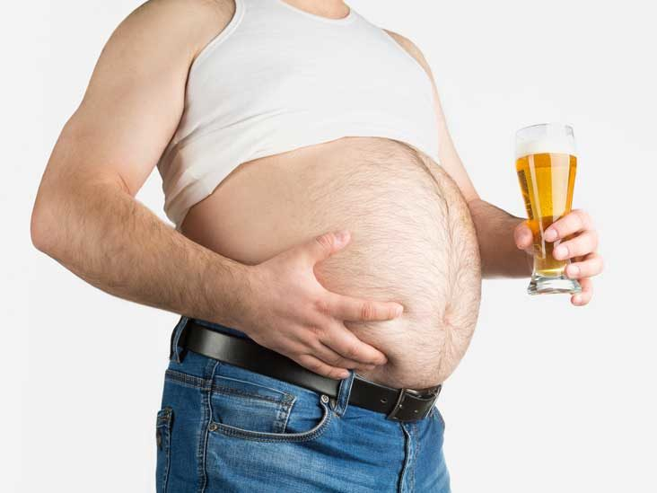 Why You Should Get Rid Of The Beer Belly
