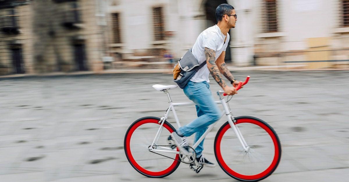 How Many Calories Do You Burn Biking?
