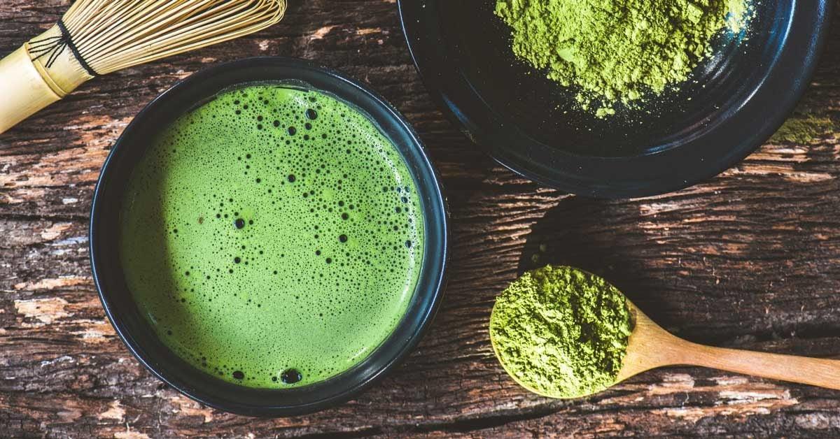 Matcha — Even More Powerful Than Regular Green Tea?