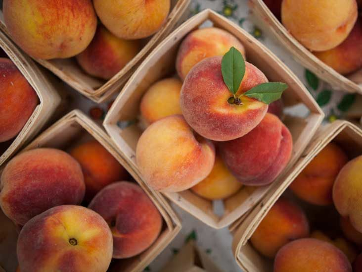 10 Surprising Health Benefits And Uses Of Peaches,Wheat Pennies Value Chart