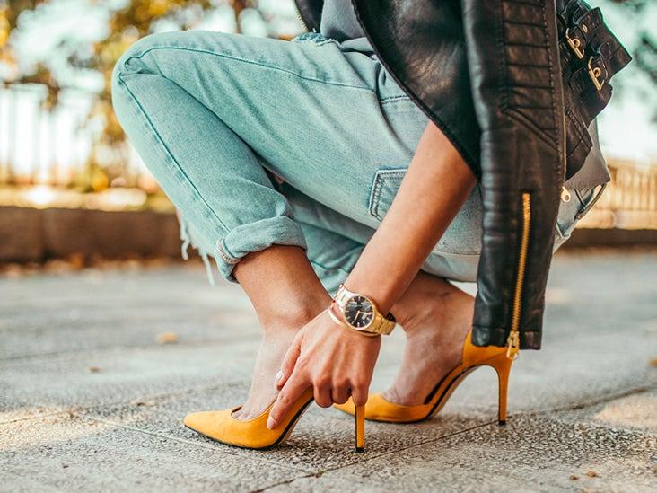 excessive heels
