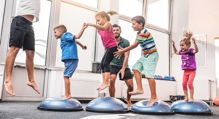 Learn How Physical Activity Can Help Develop the Brain