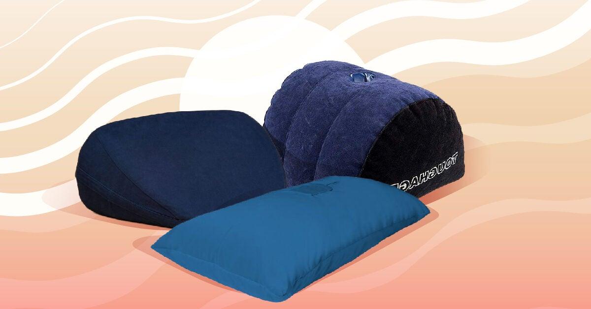 Sex using pillow