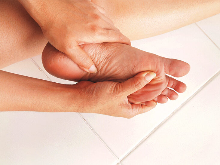 Ball of Foot Pain: Relief, When Walking, and Big Toe