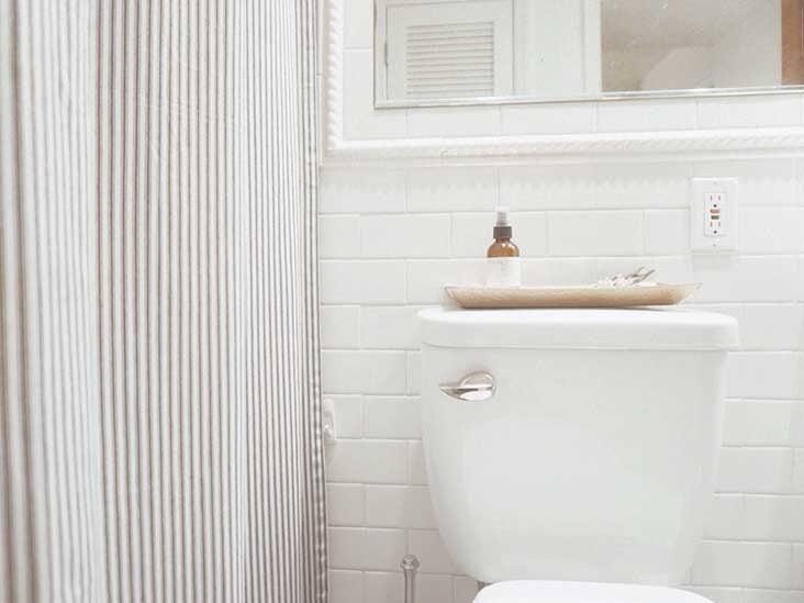 black specks on toilet paper diet or blood