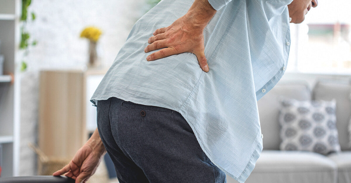 Is It Normal to Have One-sided Back Pain? – Health ...