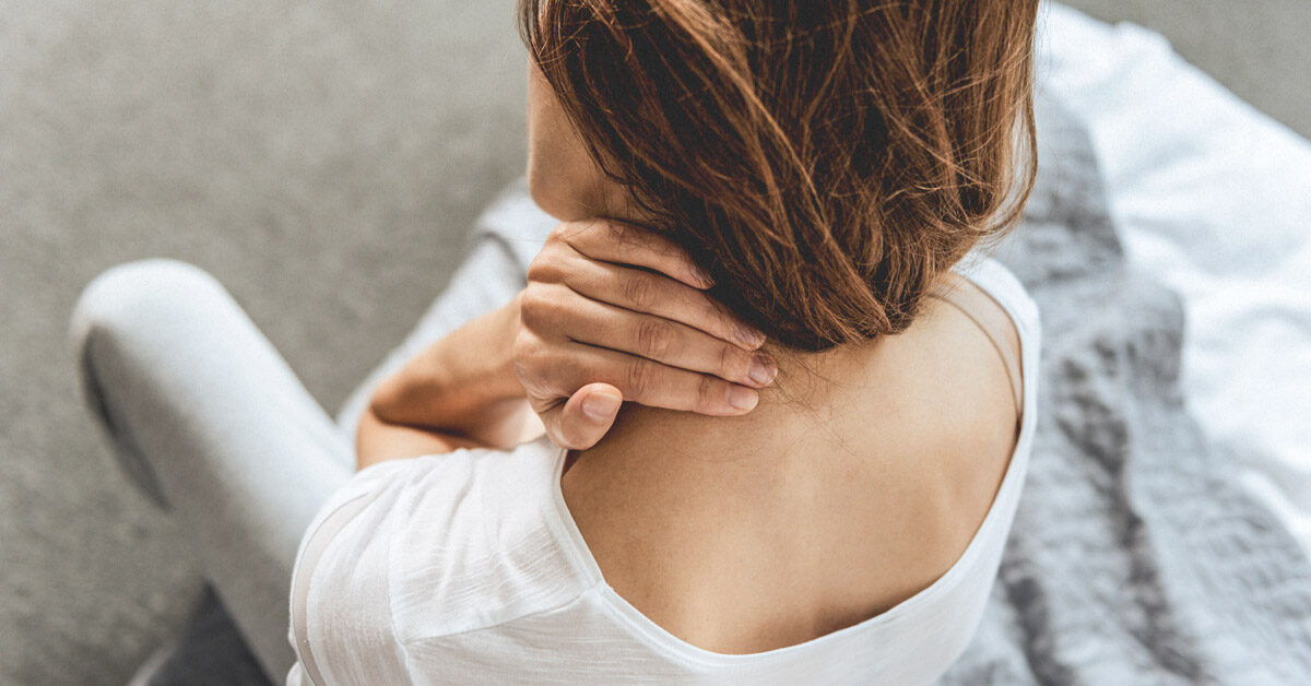 Fixing Upper Back and Neck Pain