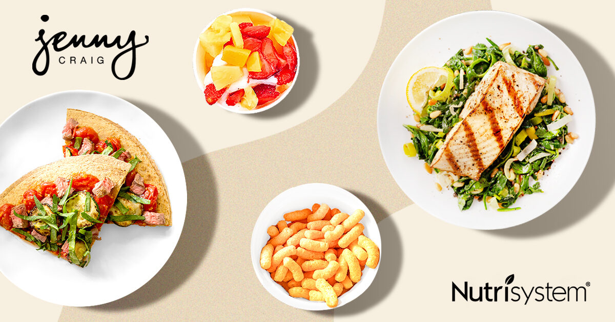 Nutrisystem vs. Jenny Craig: Differences, Benefits, and Cost