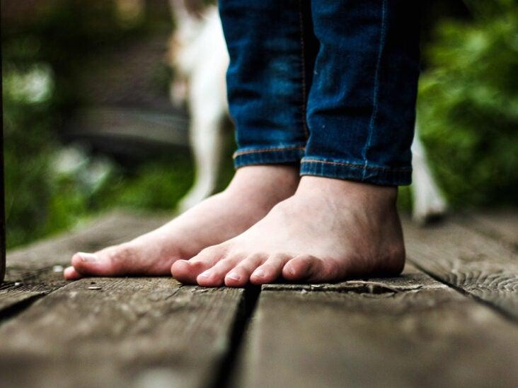 wart on foot burning sensation