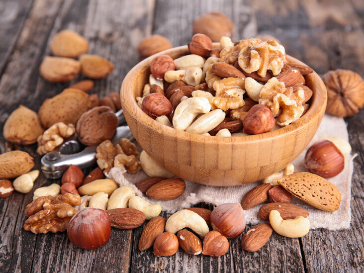 is trail mix good for diet