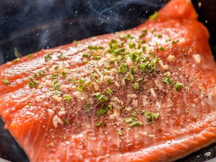 can i eat hot smoked salmon when pregnant  salmon