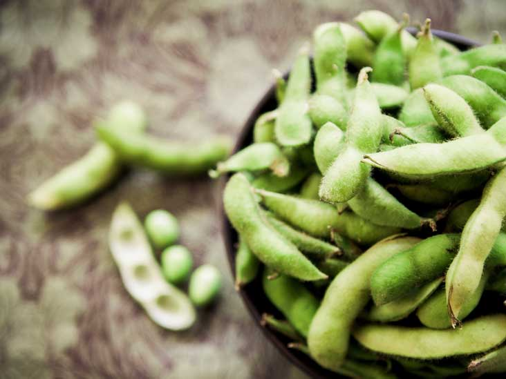 8 Surprising Health Benefits Of Edamame