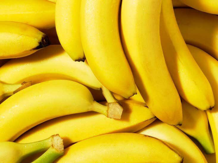 too many bananas in a day diet